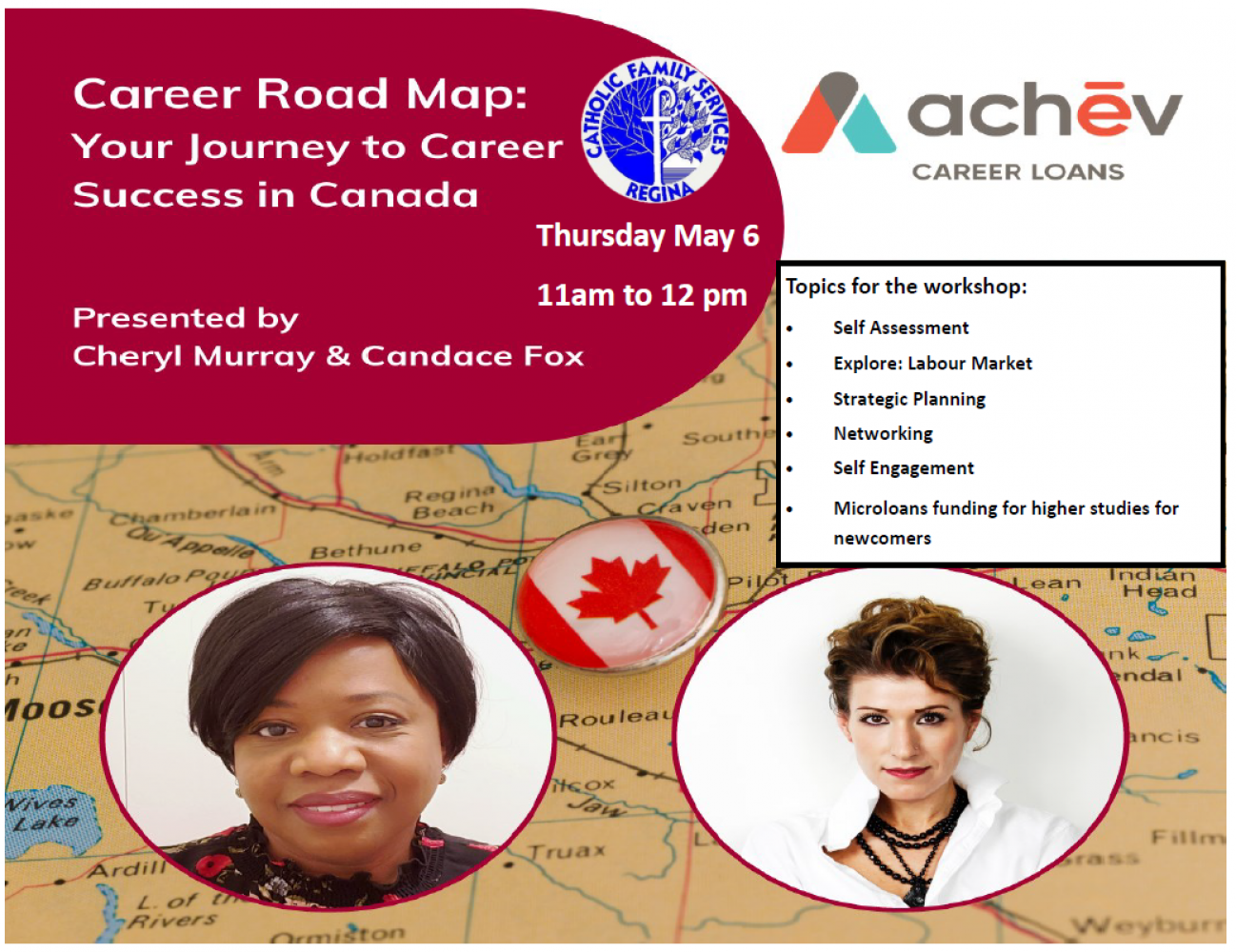 Information Session with Career Loans - Thursday, May 6th
