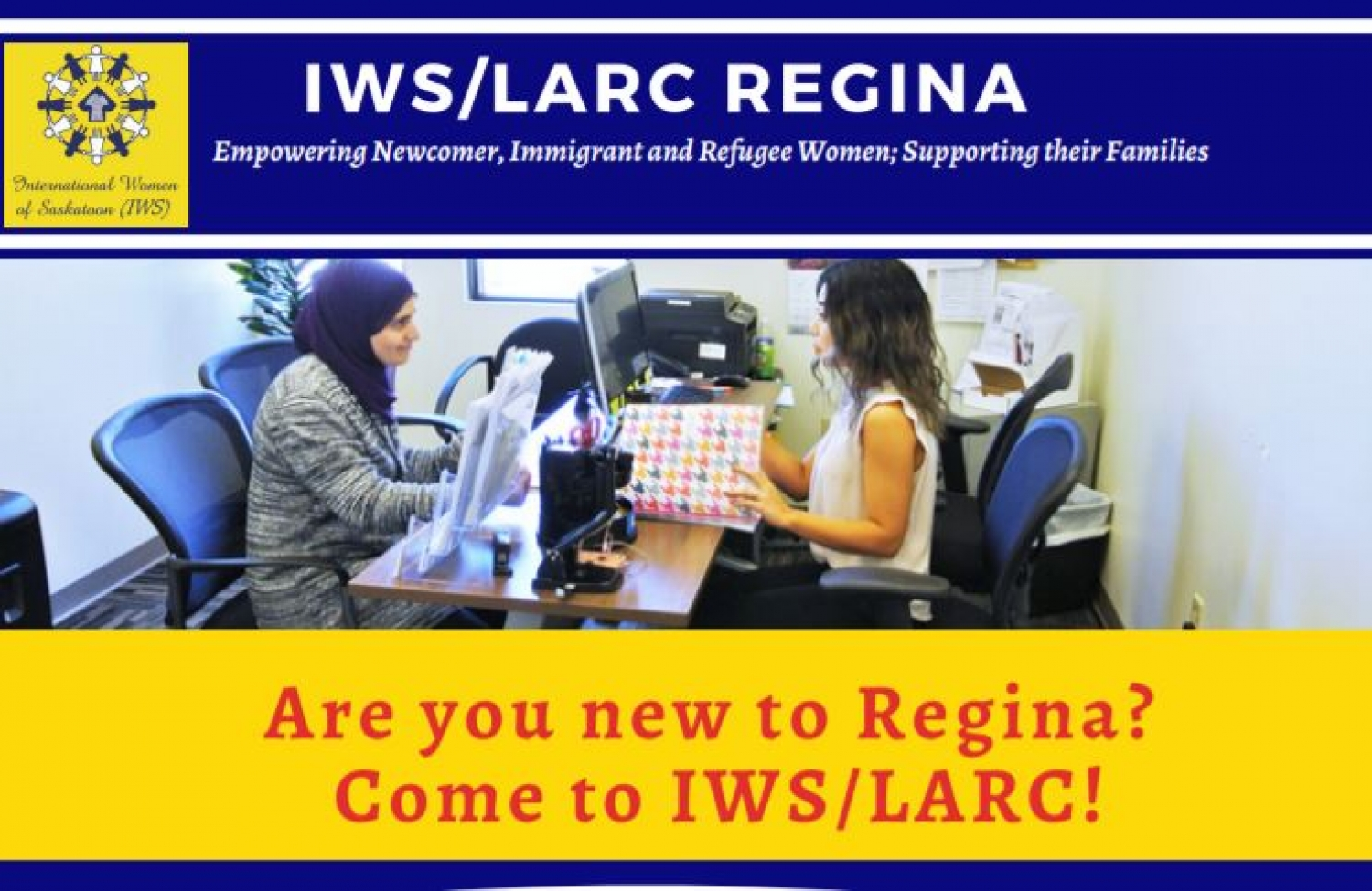 IWS/LARC Services in Regina