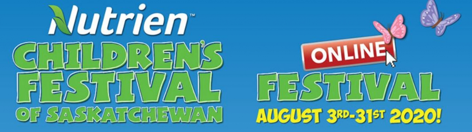 Online Children's Festival - starting Aug. 3rd