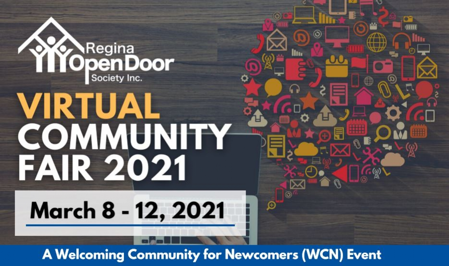 Online Community Fair for Newcomers - Starting March 8th