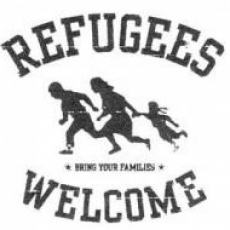 Information about Regina's Refugee Population - A Refugee Silhouette!