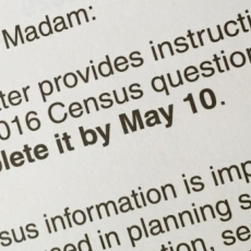 Canadian Census 2016!  Still time to Complete Online!