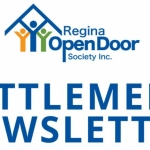 Regina Open Door Society's First Settlement Newsletter