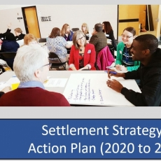New Settlement Strategy and Action Plan for 2020-2022