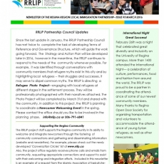 RRLIP Newsletters and Newcomer News Available on Website!