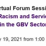 Anti-Black Racism and Service Provision in the GBV Sector
