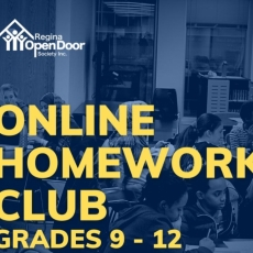 Homework Help Program for Youth - Register Now!