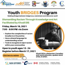 Youth Program: Building Bridges Between Indigenous, Mainstream and Newcomer Youth
