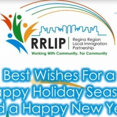 Happy Holidays from the RRLIP!