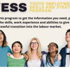 Youth Employment Training - Information Sessions - Oct. 27 & 28